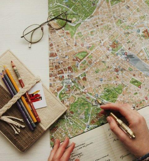 Study overseas preparation