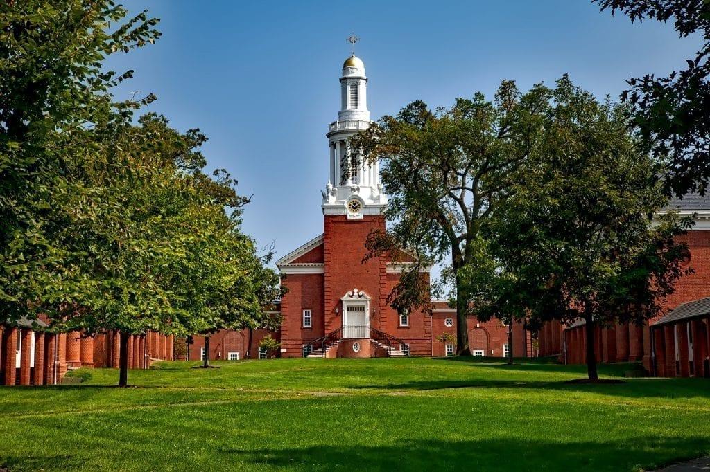 Studia w Stanach Yale University