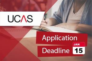 ucas 15 gennaio scadenza application