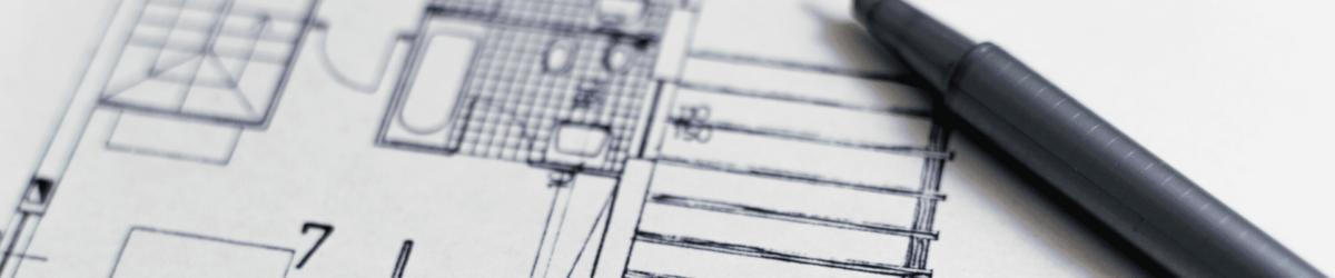 Architettura disegni penna