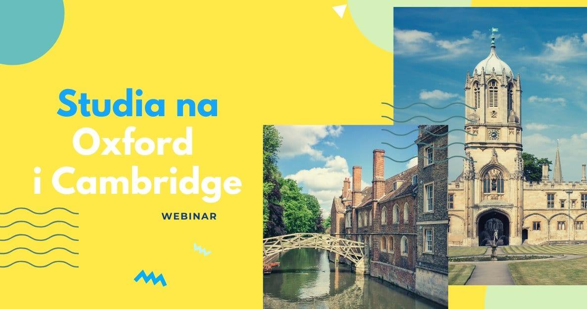 Oxford or Cambridge