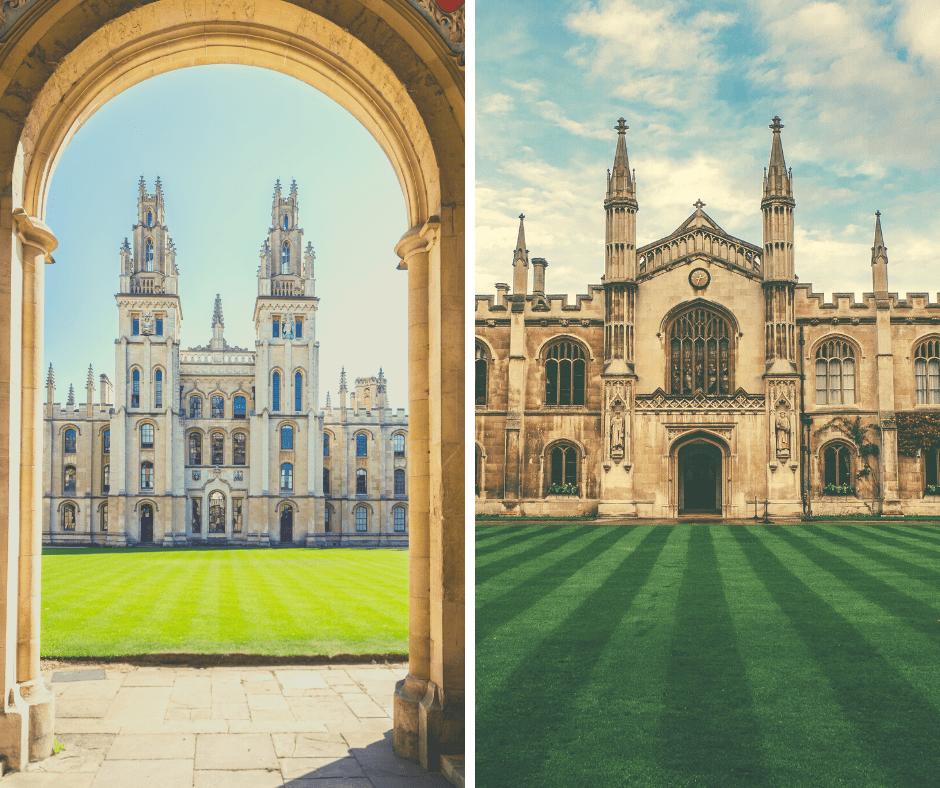 Oxford i Cambridge