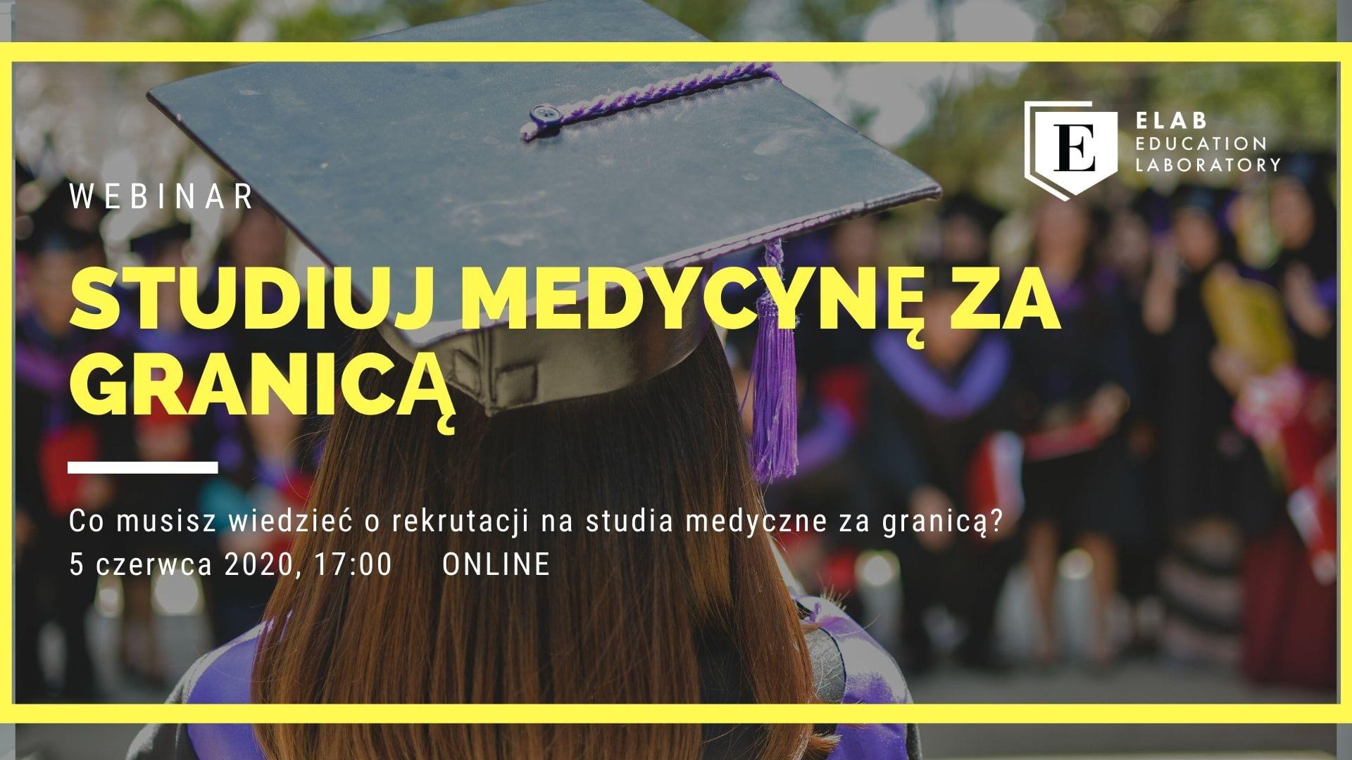 studiuj medycynę za granicą