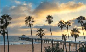 studia w Kalifornii