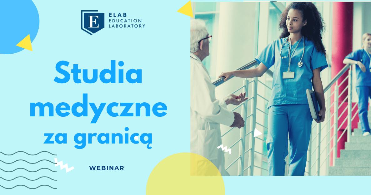 studia medyczne za granicą webinar