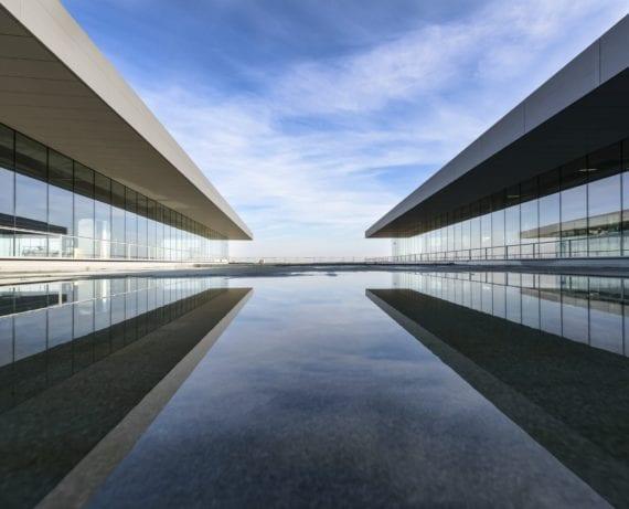 Architektura Studia za granicą