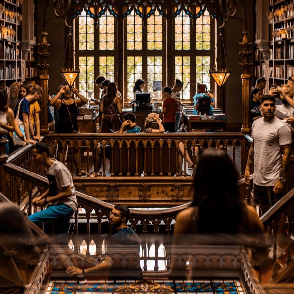 Ranking uczelni w Europie, biblioteka w Portuglii