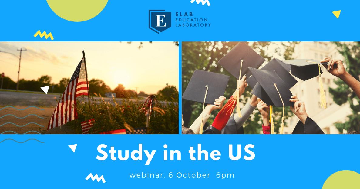 Study in the US webinar