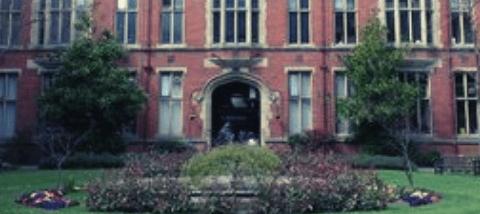 University of Sheffield, building, budynek