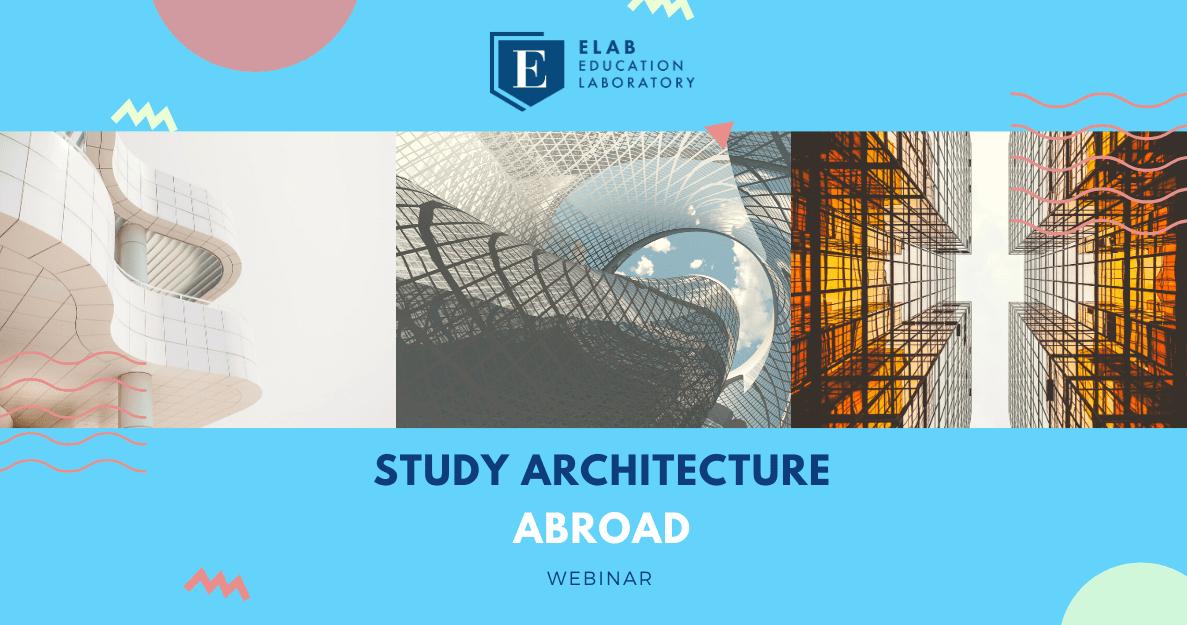 webinar study architecture abroad event
