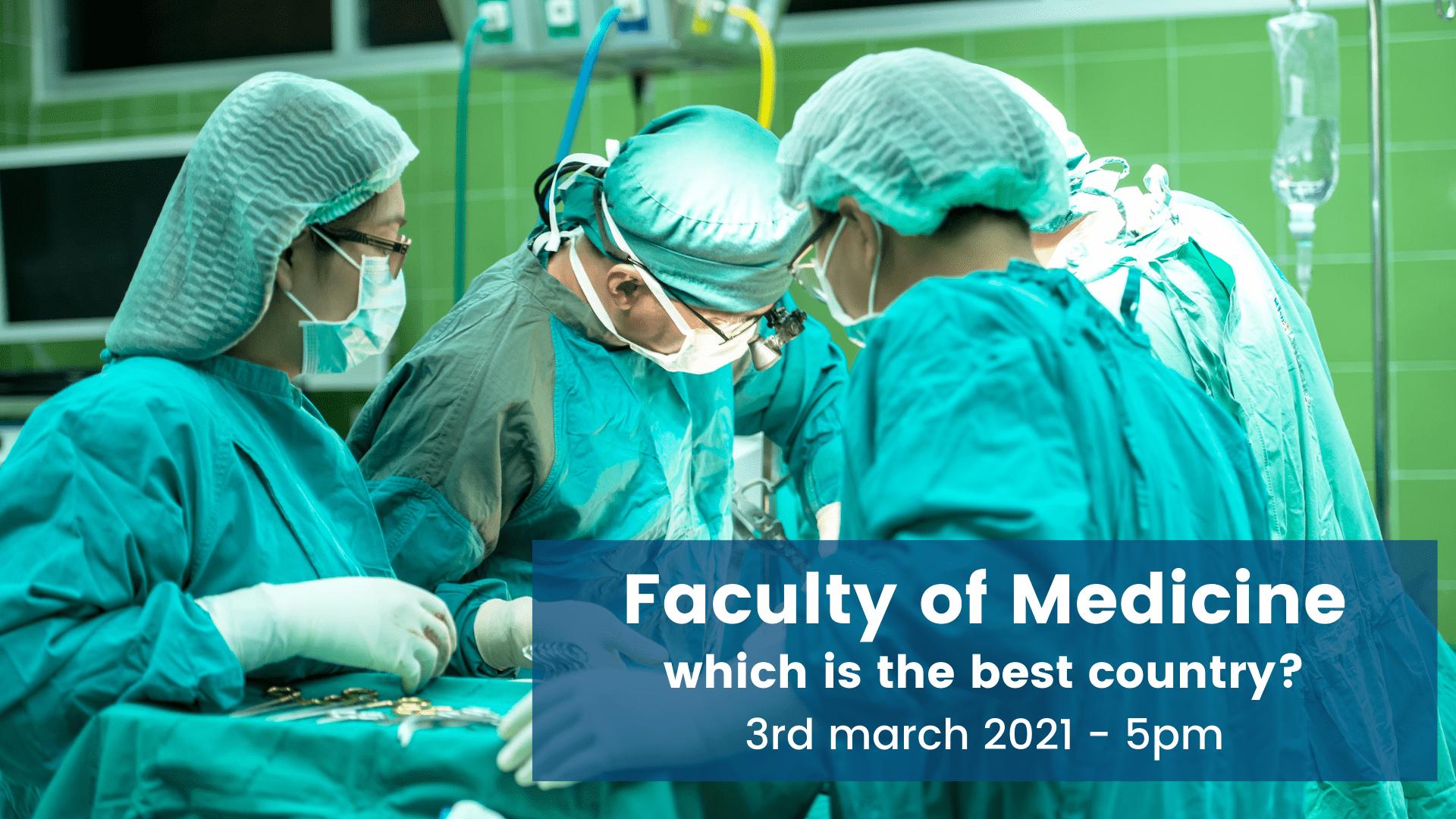 faculty of medicine abroad
