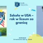 Szkoła w USA - rok w liceum za granicą - webinar