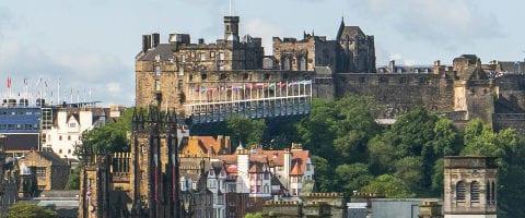 university of edinburgh in scotland