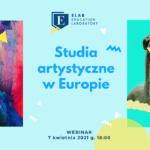 Studia artystyczne w Europie