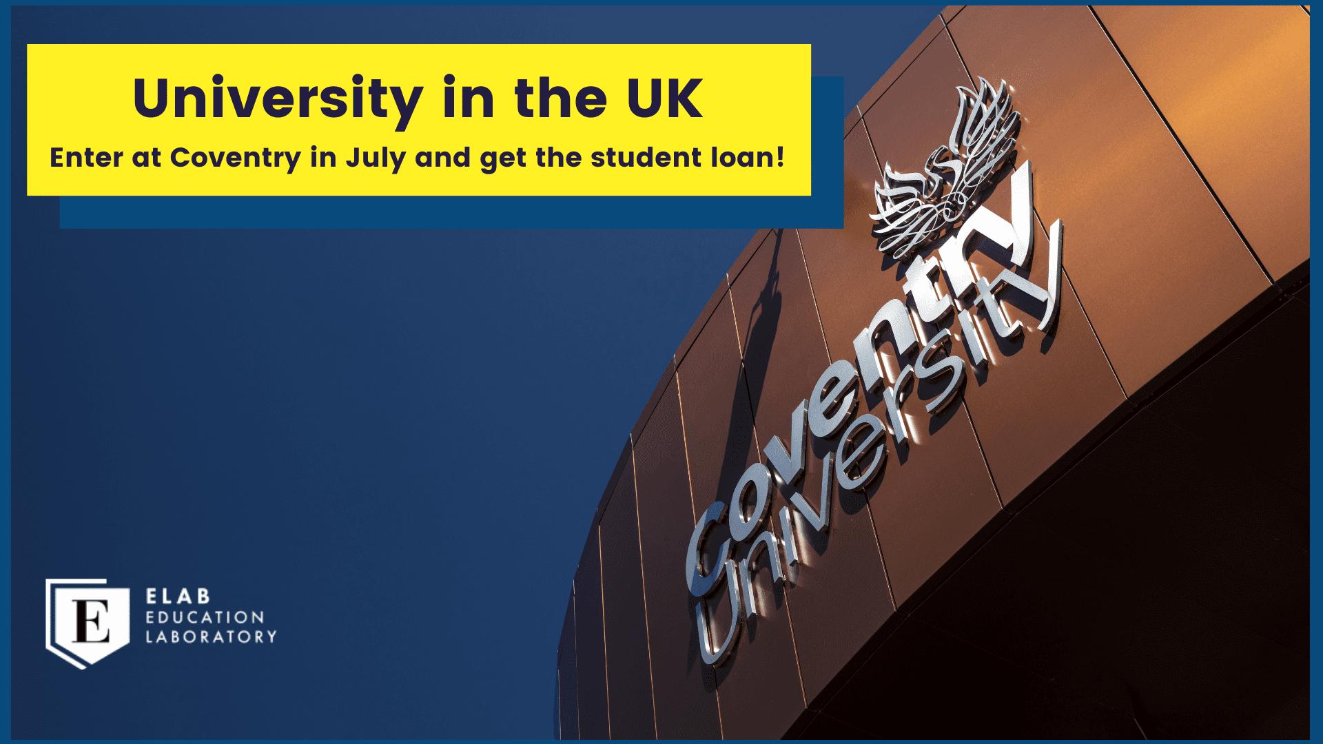 University in the UK elab