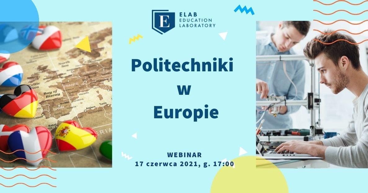 webinar Politechniki w Europie