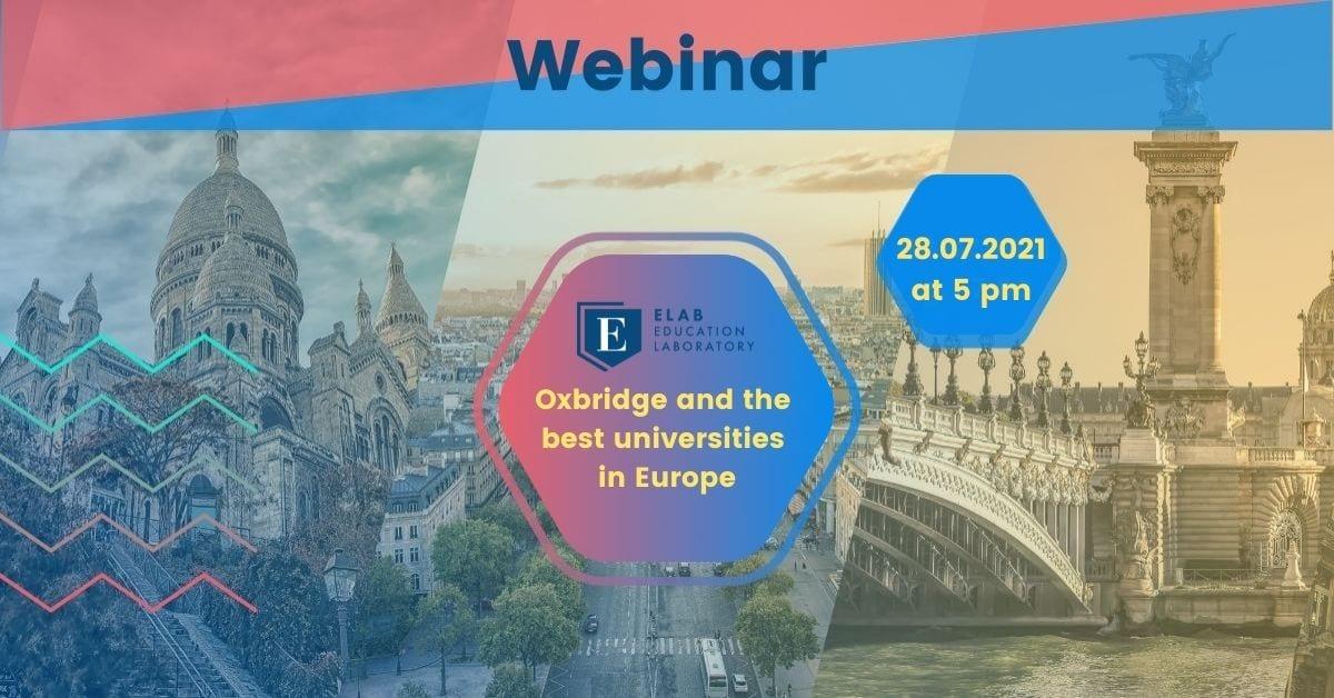 oxbridge and the best universities