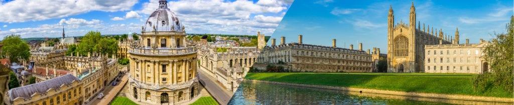 oxford or cambridge university
