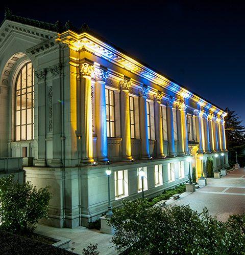 uc Berkeley - Uniwersytet Kalifornijski - university of california w berkeley