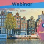 webinar studia w Holandii