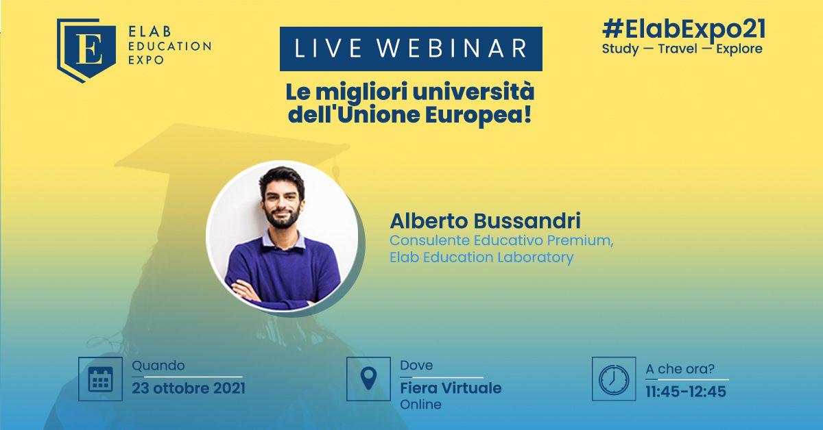 best universities in the European Union