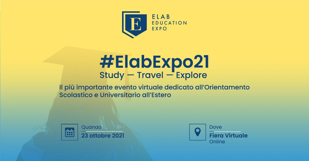 elab education expo 2021