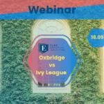 Oxbridge vs Ivy League - Studia nelle migliori università del mondo! 2 Oxbridge vs Ivy League - Study in the best universities of the world