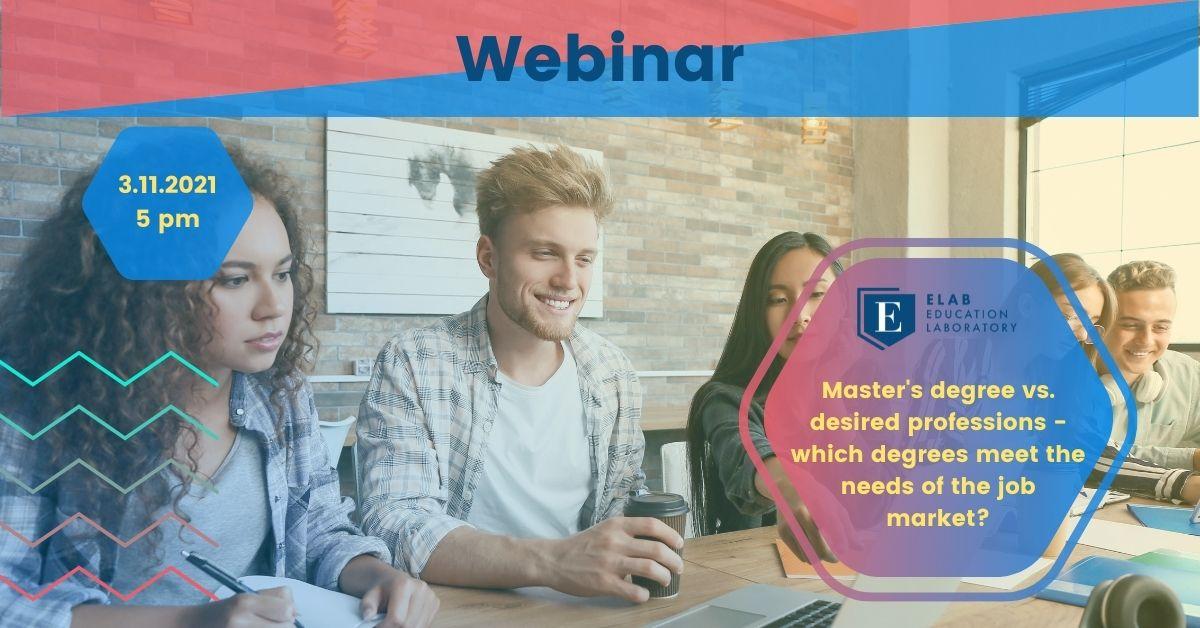 webinar master's degree