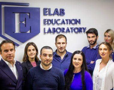 Elab Education Laboratory members