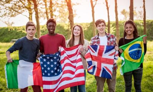 liceum za granicą - liceo all'estero - high school abroad